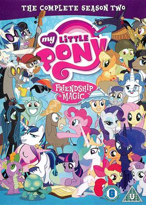 Rent My Little Pony: Friendship Is Magic: Series 2 Online DVD & Blu-ray Rental