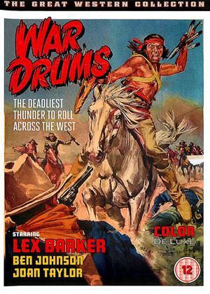 Rent War Drums (aka Chief Red Sleeves) Online DVD Rental