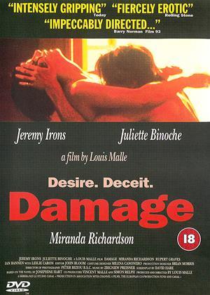 Rent Damage Online DVD & Blu-ray Rental