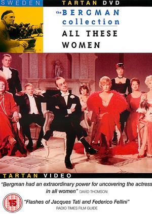 Rent All These Women (aka För att inte tala om alla dessa kvinnor) Online DVD & Blu-ray Rental