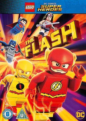 Rent Lego DC Comics Super Heroes: The Flash Online DVD & Blu-ray Rental