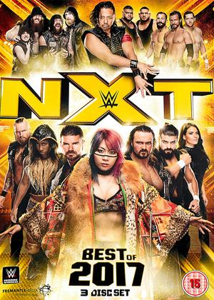 Rent WWE: Best of NXT 2017 Online DVD Rental