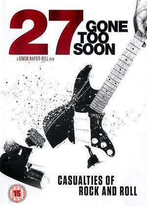 27: Gone Too Soon Online DVD Rental