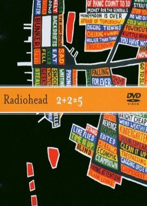 Rent Radiohead: 2+2=5 Online DVD Rental
