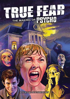 Rent True Fear: The Making of Psycho Online DVD & Blu-ray Rental