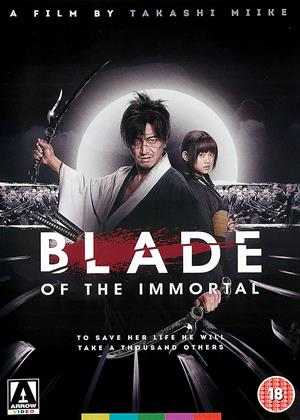 Rent Blade of the Immortal (aka Mugen no jûnin) Online DVD Rental