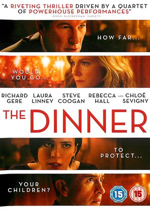 The Dinner Online DVD Rental