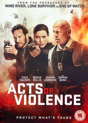 Acts of Violence Online DVD Rental