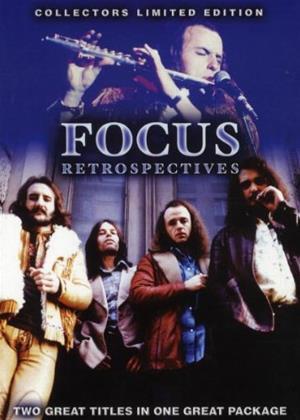 Rent Focus: Retrospective Online DVD & Blu-ray Rental