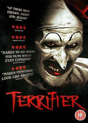 Rent Terrifier Online DVD & Blu-ray Rental