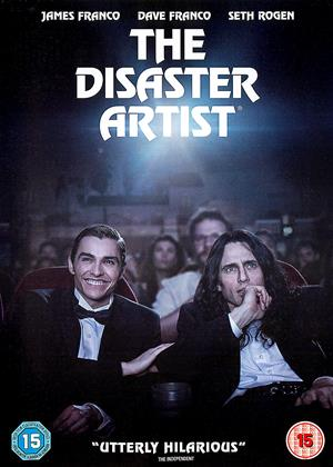 Rent The Disaster Artist Online DVD Rental