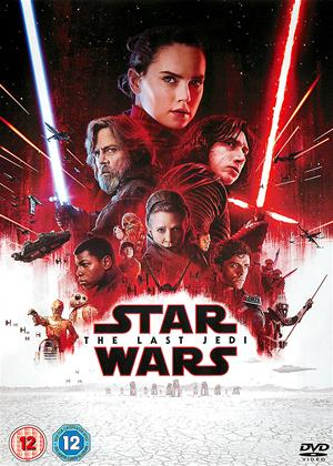 Star Wars: The Last Jedi Online DVD Rental