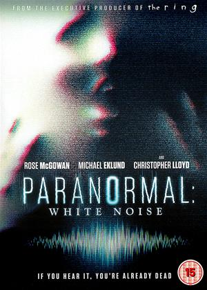 Rent Paranormal: White Noise (aka The Sound /  Lower Bay) Online DVD Rental
