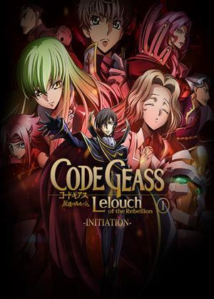 Rent Code Geass: Lelouch of the Rebellion I: Initiation (aka Kôdo Giasu: Hangyaku no Rurûshu I - Kôdô) Online DVD & Blu-ray Rental