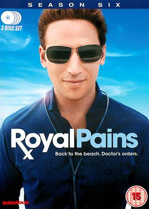 Rent Royal Pains: Series 6 Online DVD & Blu-ray Rental