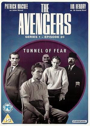 Rent The Avengers: Tunnel of Fear (aka The Avengers: Series 1: Episode 20: Tunnel of Fear) Online DVD Rental