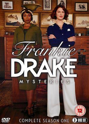 Frankie Drake Mysteries: Series 1 Online DVD Rental