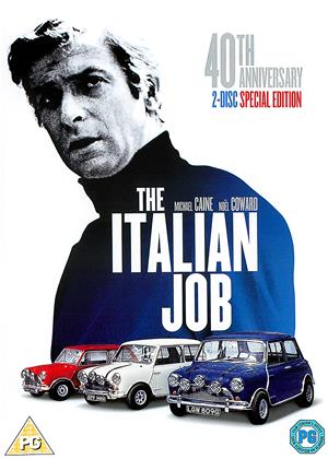 Rent The Italian Job Online DVD & Blu-ray Rental