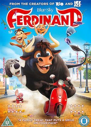 Rent Ferdinand (aka The Story of Ferdinand) Online DVD & Blu-ray Rental