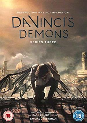 Rent Da Vinci's Demons: Series 3 Online DVD Rental