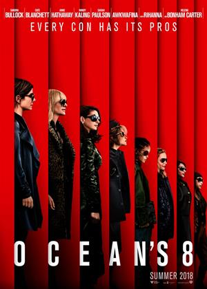 Rent Ocean's 8 Online DVD Rental