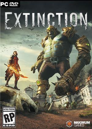 Rent Extinction Online DVD Rental