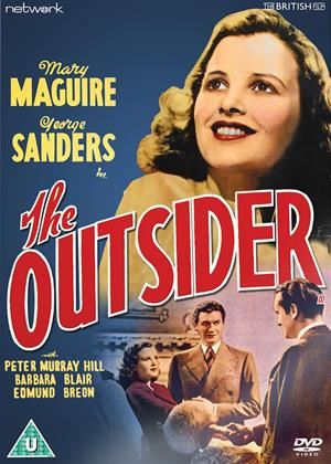 Rent The Outsider Online DVD Rental