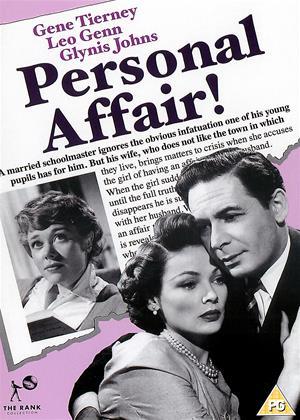 Rent Personal Affair Online DVD & Blu-ray Rental
