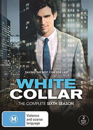 Rent White Collar: Series 6 Online DVD Rental