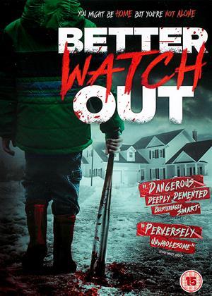 Rent Better Watch Out (aka Safe Neighborhood) Online DVD & Blu-ray Rental