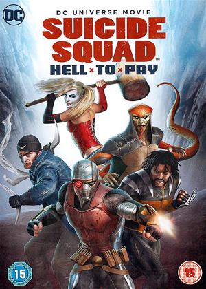 Suicide Squad: Hell to Pay Online DVD Rental