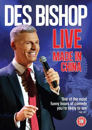 Rent Des Bishop: Made in China: Live Online DVD Rental