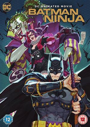Rent Batman Ninja Online DVD Rental