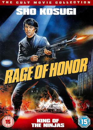 Rent Rage of Honour (aka Way of the Ninja) Online DVD & Blu-ray Rental