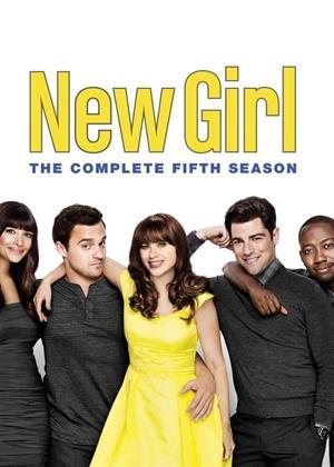 Rent New Girl: Series 5 Online DVD Rental