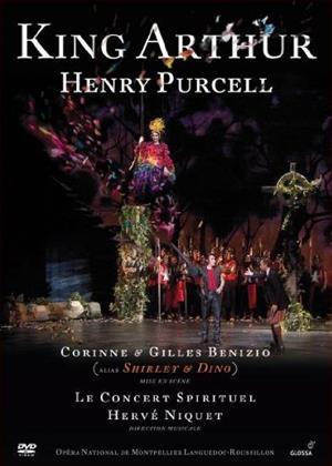 Rent King Arthur: Le Concert Spirituel (Herve Niquet) (aka King Arthur (Le Roi Arthur)) Online DVD Rental
