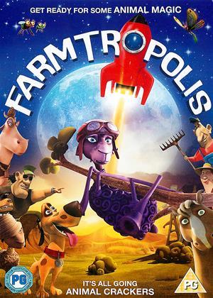 Rent Farmtropolis (aka Pup / Black to the Moon 3D) Online DVD & Blu-ray Rental