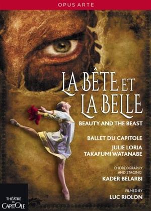 Rent La Bête Et La Belle: Ballet Du Capitole Online DVD & Blu-ray Rental