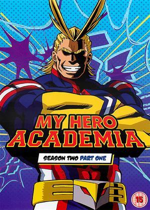 Rent My Hero Academia: Series 2: Part 1 Online DVD Rental