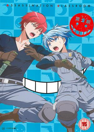 Rent Assassination Classroom: Series 2: Part 2 Online DVD Rental