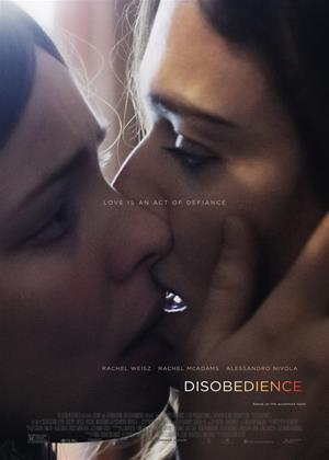 Rent Disobedience Online DVD Rental