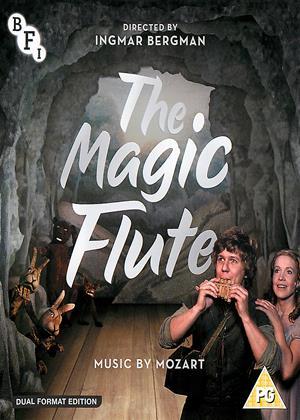 Rent The Magic Flute (aka Trollflöjten) Online DVD & Blu-ray Rental