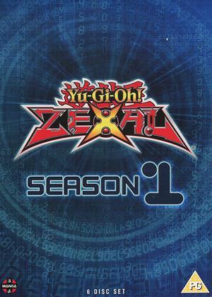 Rent Yu-Gi-Oh! Zexal: Series 1 Online DVD Rental