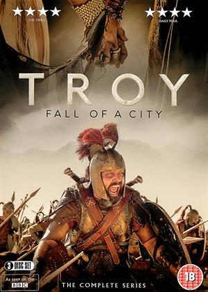 Troy: Fall of a City Online DVD Rental
