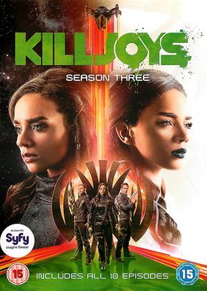Rent Killjoys: Series 3 Online DVD & Blu-ray Rental