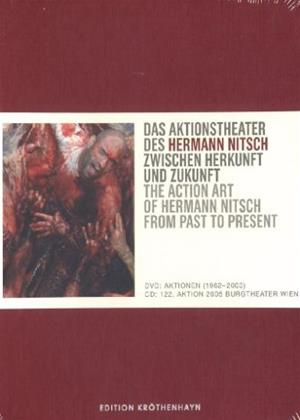 Rent Hermann Nitsch: Actions 1962-2003 (aka The Action Art of Hermann Nitsch from Past to Present) Online DVD & Blu-ray Rental