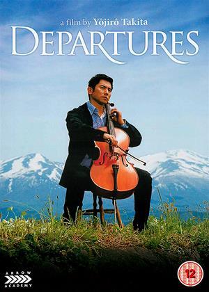 Rent Departures (aka Okuribito) Online DVD & Blu-ray Rental