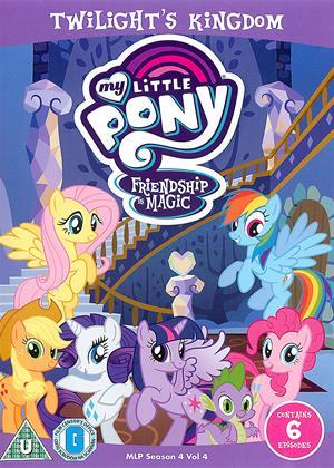Rent My Little Pony: Friendship Is Magic: Twilight's Kingdom Online DVD Rental