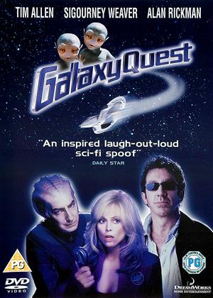 Rent Galaxy Quest Online DVD & Blu-ray Rental