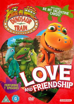 Rent Dinosaur Train: Love and Friendship (aka T-Rex Express) Online DVD & Blu-ray Rental